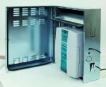 Metallgehäuse für Zentralstaubsauger GE101