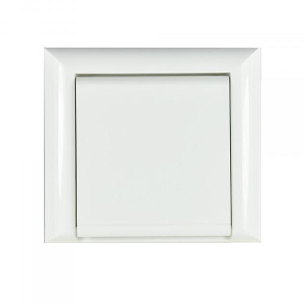 Saugdosen Elegance - weiß