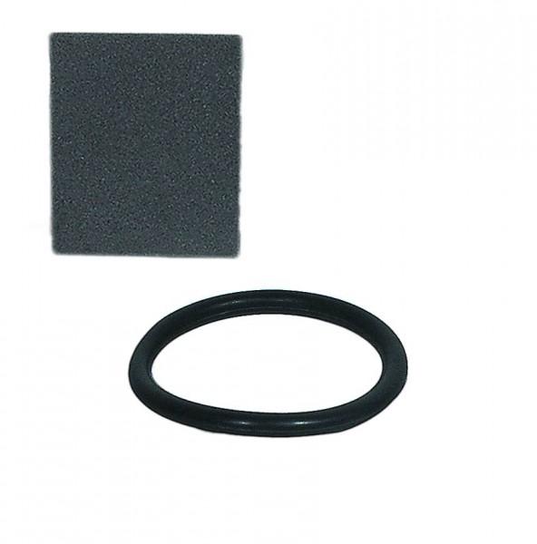Ersatzteile für Saugdose aus Edelstahl C8601