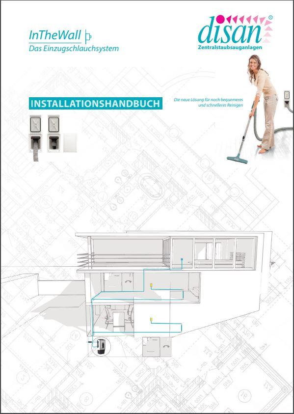 Installationshandbuch INTHEWALL