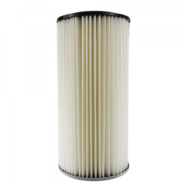 Cartridge filter in polyester ER611