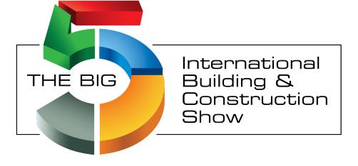 Big Five Exhibition 2018 in Dubai