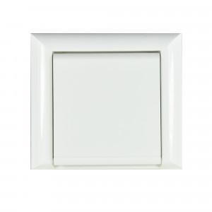 Inlet valves Elegance - white