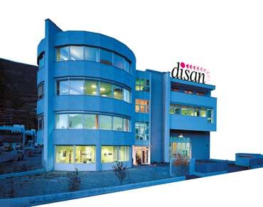 Disan-Zentralstaubsauganlagen-Hauptsitz